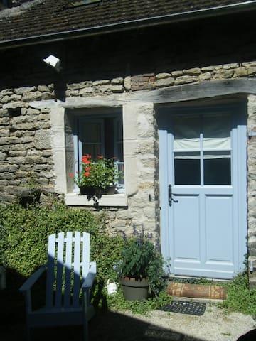La Bergerie, petite maison de charme en Bourgogne - Baubigny - Rumah Tamu