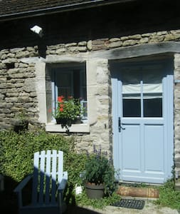 La Bergerie, petite maison de charme en Bourgogne - Baubigny - Guesthouse