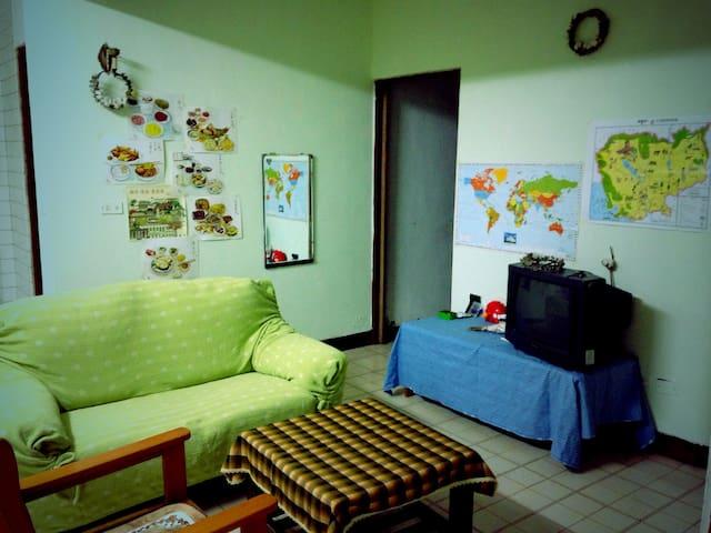 台南市東區小公寓 room in Tainan - East District - Appartement