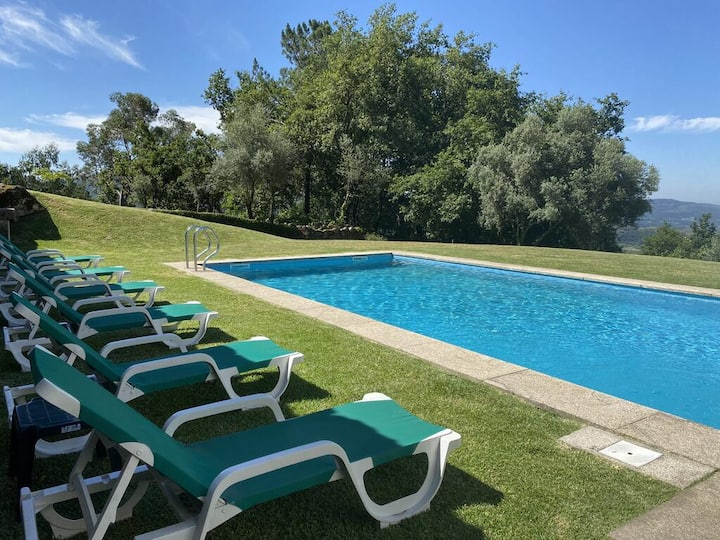 Huge Farmhouse in Gerês with pool