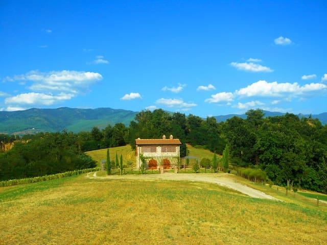 Tenuta Tornia - Casa Vecchia - Reggello - Rumah