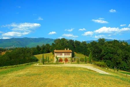 Tenuta Tornia - Casa Vecchia - 雷杰諾 - 獨棟