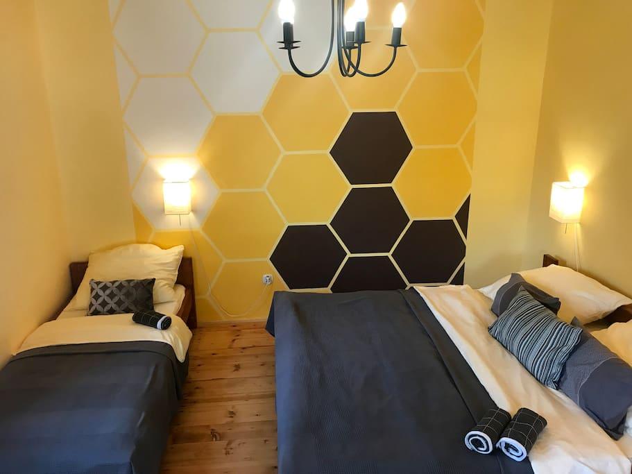 Honey room