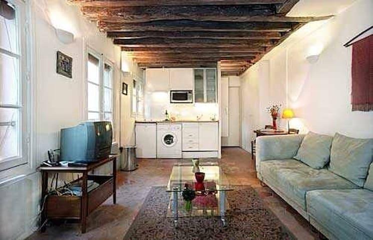 Rue Saint-Honoré - Paris - Apartamento