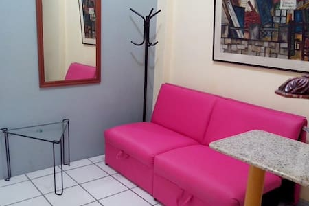apartamento temporada leme-copacaba