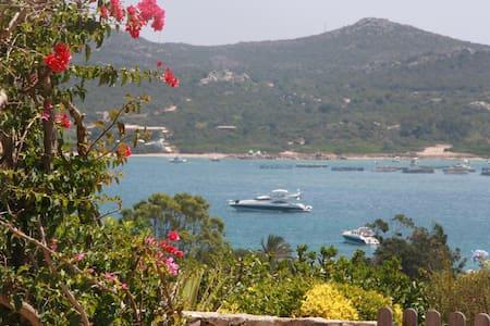 belle villa, vue mer, 500m plage - Bonifacio