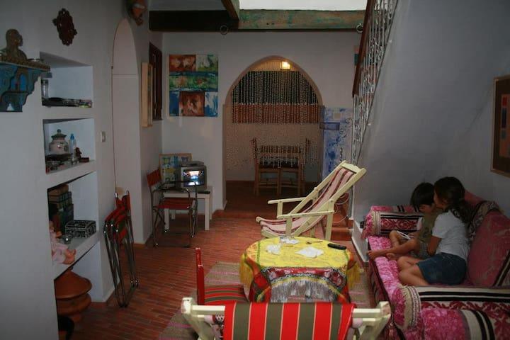 CASA EN LA MEDINA DE TETUÁN,MARRUEC - Tetouan - Huis
