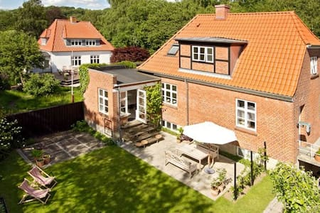 Cosy house with stream in garden - Vejle County - 独立屋