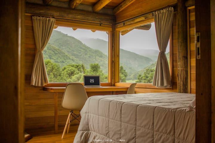 Cabana Petanguá - Desfrute Natureza e Orgânicos.