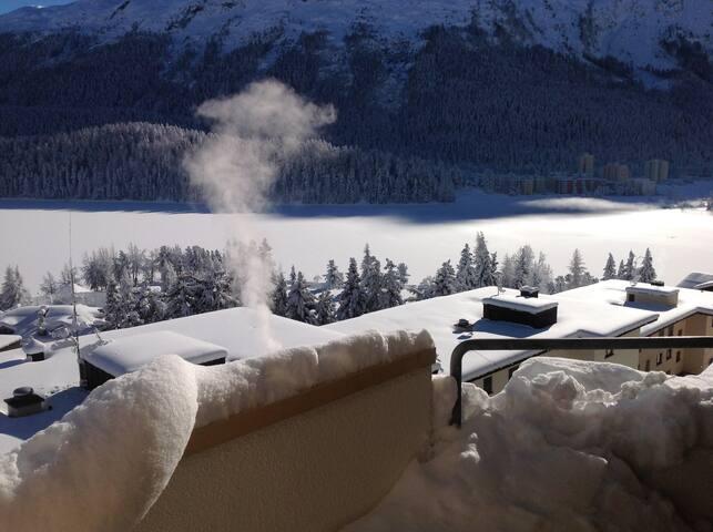 2 Zi-Whg zentral St. Moritz-Dorf (303)