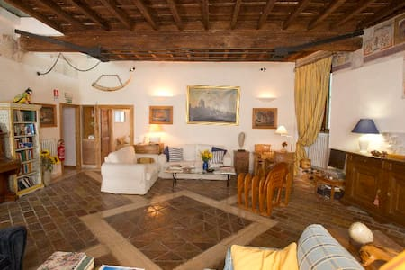 Award winning bed and breakfast - Casperia - Aamiaismajoitus