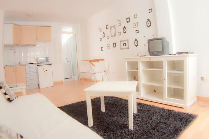 Apartamento en Playa San Juan C - Guía