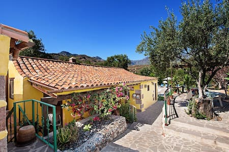 El Pajar - Cottage for 4 persons - Santa Lucía de Tirajana