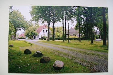Knusse ruimte met terras voor 2 prs - Tynaarlo