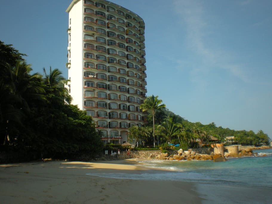 Playas Gemelas is one of the best beaches in Puerto Vallarta