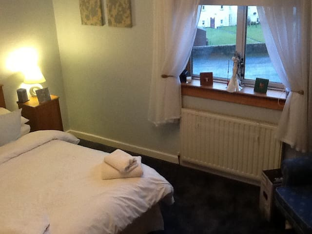 Comfortable double room - Johnstone - Apartamento