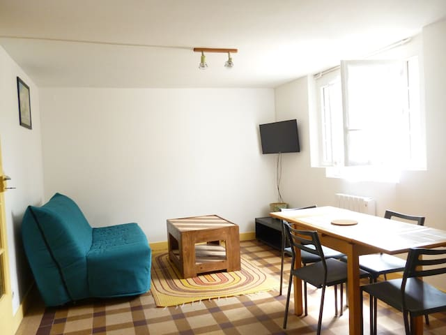 Flat 4 persons - Loire valley - Langeais - Wohnung
