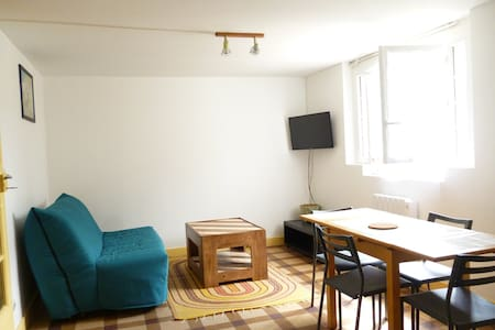 Flat 4 persons - Loire valley - Langeais