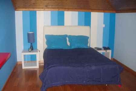 DOUBLE ROOM NEAR AIRPORT QUIET - Loures