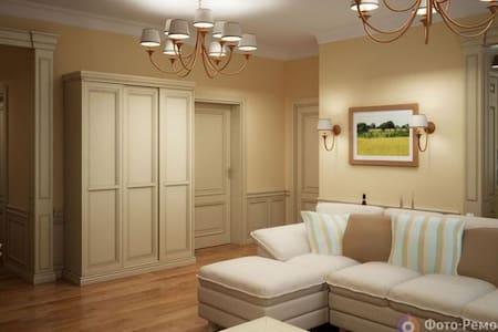 Сдам новую 1 ком  квартиру в центре - Oryol - Apartamento