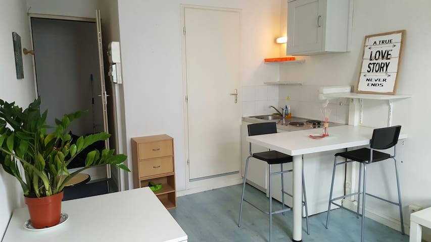 Studio  CENTRE VILLE - Grenoble - Apartment