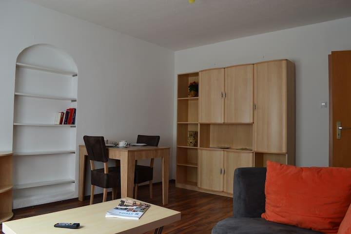Cosy flat at Nuremberg - Stein - Pis