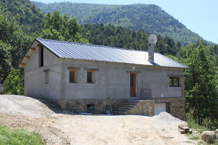maison raimonaudo - Lucéram - House