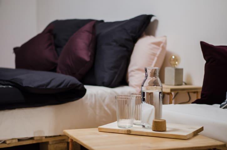 Nice and cozy roome near city center - Monachium