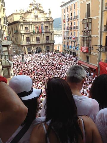 San Fermín Opening Ceremony 2014 - ปัมโปลนา - อื่น ๆ