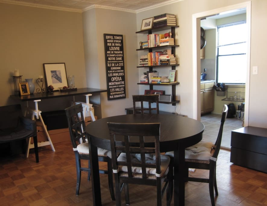 Large 1BR in Cobble Hill, Brooklyn