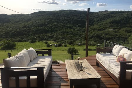 Ranch in the Hills with great view in Uruguay - El Edén