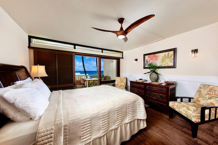 #105 Kaihalulu - Hana Kai Maui Ocean View Studio