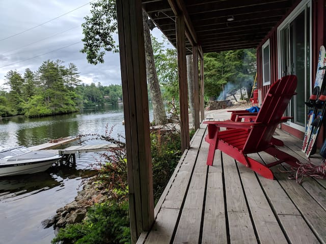 Water's Edge, Lakes Region NH Booking Summer 2020!