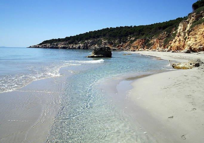 Apartamento Menorca cerca de playa - Es Migjorn Gran - Lägenhet