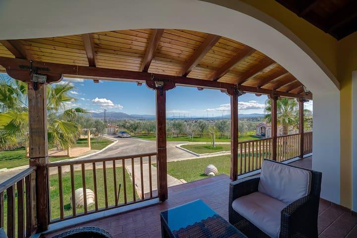 Relax enviroment - Kalochori-Panteichi - Şehir evi