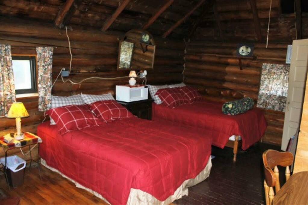 Inside Cabins