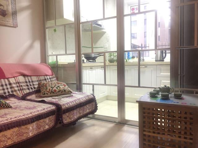 精品花园一层,温馨舒适一室一厅一厨一卫 - 沈阳市 - Apartment