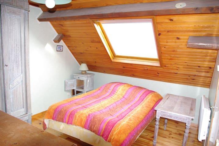 Chambres d'hôtes au village de gîtes
