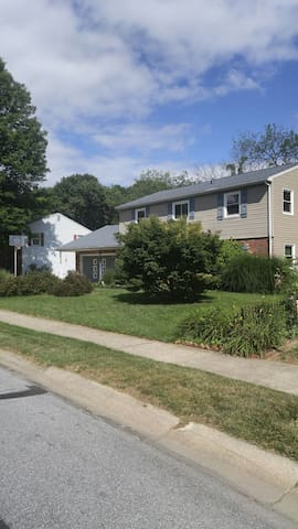 Spacious, comfortable and relaxing - Harrisburg - Huis