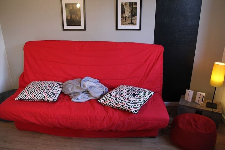 Vaste appartement près de Lille - La Madeleine - Lägenhet