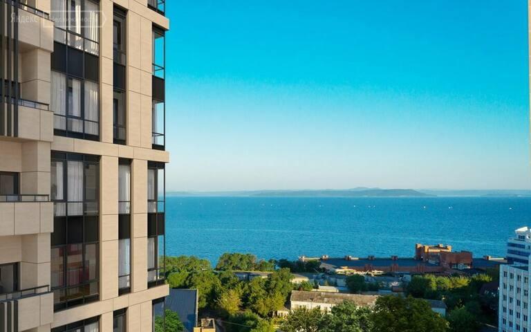 Квартира с прекрасным видом на море г. Владивосток