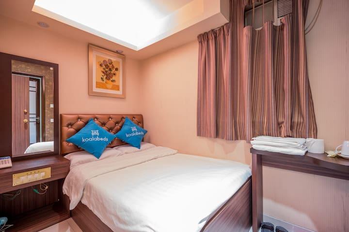 Double Room near Yau Ma Tei MTR
