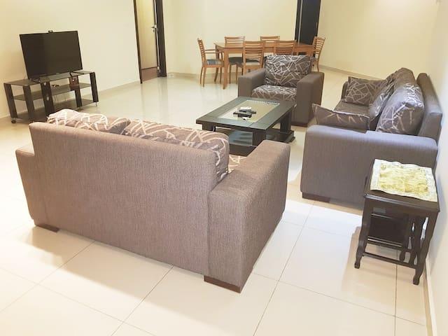 B9 Luxury Furnished Apartment