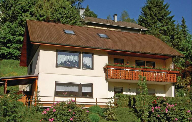 Holiday apartment with 2 bedrooms on 75 m² in Bad Peterstal-Griesb.