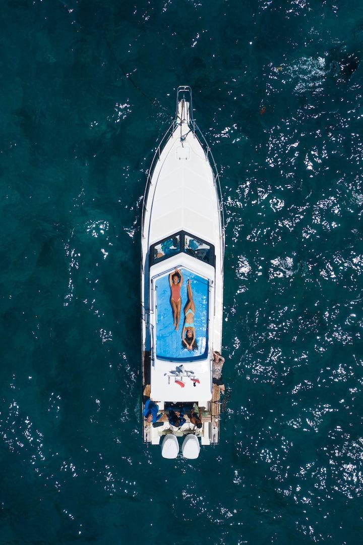 Day trip Bali-Nusa Penida by boat
