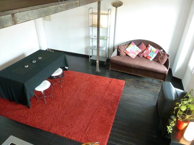 Duplex calme au coeur de Nice - Niza - Departamento