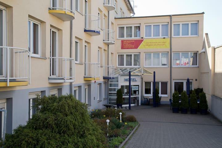 Flatrate Hotel Ulm