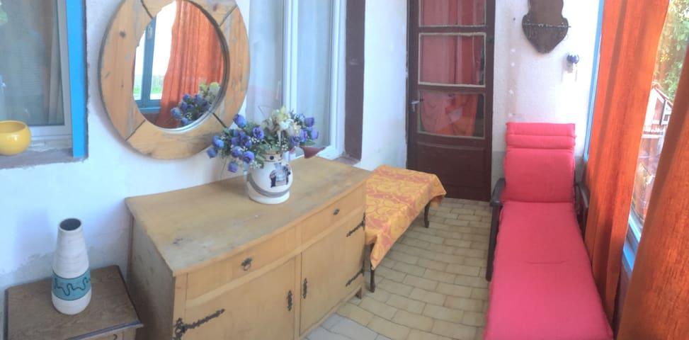 Appartement au cœur de mamirolle