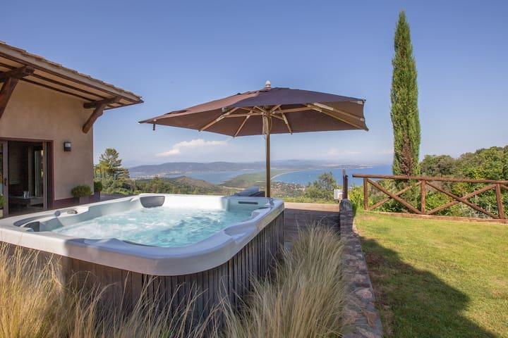 Villaflair - Design villa with sea view