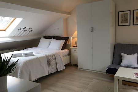 Cosy and comfortable studio in a quiet street - Leuven